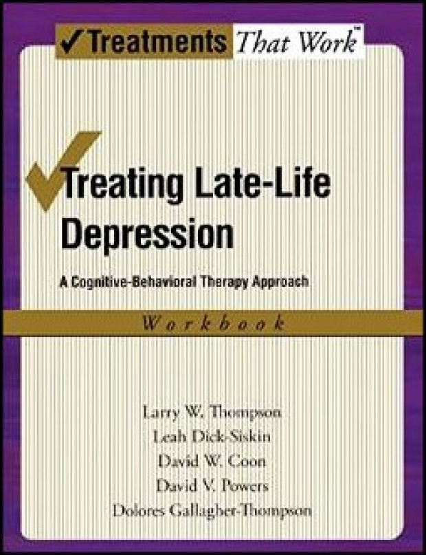 Treating Late-life Depression: A Cognitive-behavioral Approach. Workbook